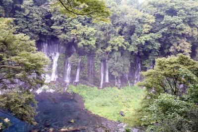 5.白糸の滝