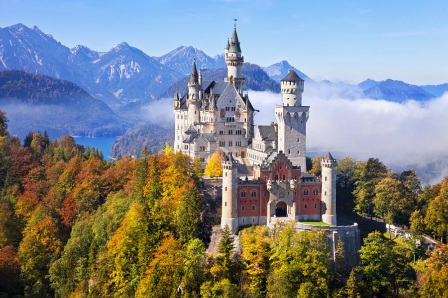 1.Schloss Neuschwanstein