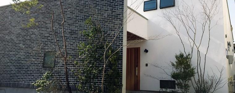 岡崎市のフェンス施工の続きです。