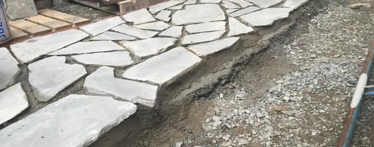 豊橋市のT様邸の新築外構工事