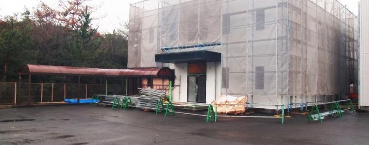 瀬戸市の事業所内託児所の外構工事