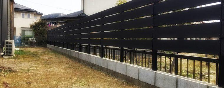 豊川市のY様邸の外構工事