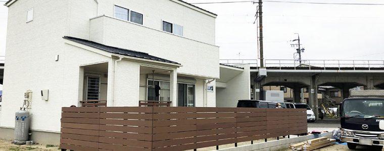 岡崎市のリフォーム外構