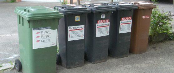 ゴミ収集日に思う美意識